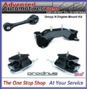 Subaru Impreza STi Prodrive Heavy Duty Group N Engine Gearbox Mount 6 Speed Kit